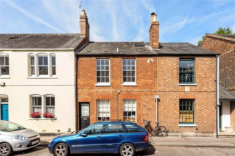 3 Bedrooms Terraced House for sale in West Street, Osney Island, Oxford, OX2
