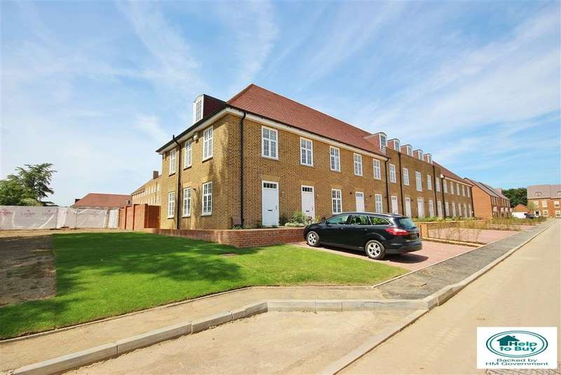 2 Bedrooms Terraced House for sale in Victory Fields, Smith Barry Road, Upper Rissington, GL54