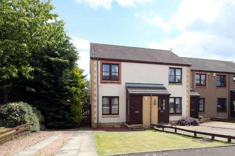 2 Bedrooms End Of Terrace House for sale in Station Park, East Wemyss, Kirkcaldy, Fife, KY1 4TS
