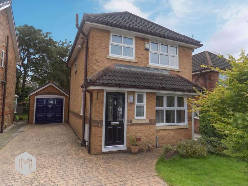 3 Bedrooms Detached House for sale in Churchlands Lane, Standish, Wigan, Lancashire
