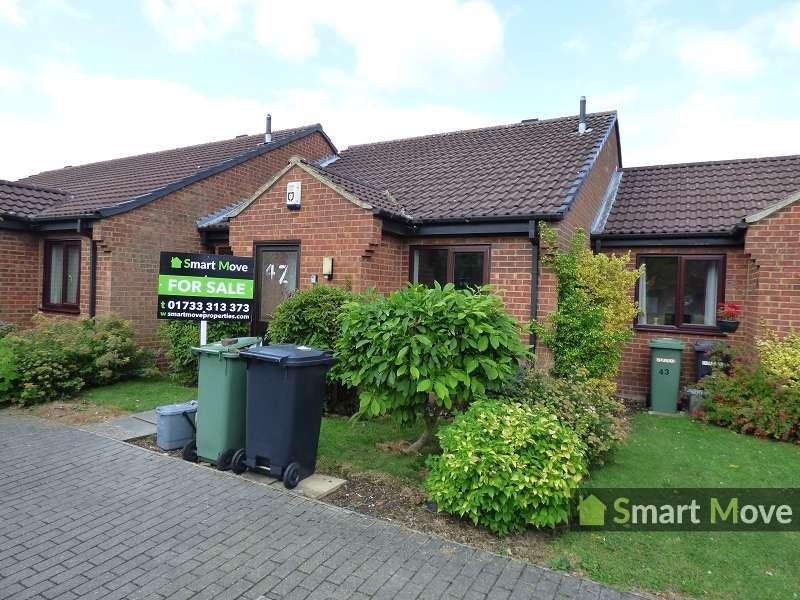 2 Bedrooms Property for sale in Bradegate Drive, Peterborough, Cambridgeshire. PE1 4SP