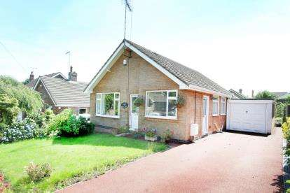 2 Bedrooms Bungalow for sale in Ashton Gardens, Old Tupton, Chesterfield, Derbyshire