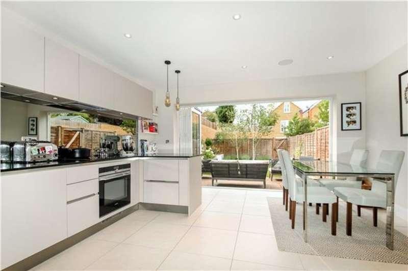 4 Bedrooms Detached House for sale in Elm Road, Kingston Upon Thames