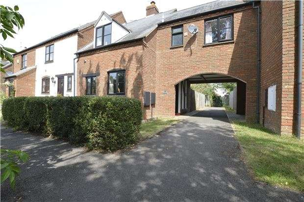 3 Bedrooms Terraced House for sale in Hisnams Field, Bishops Cleeve, GL52 8LQ