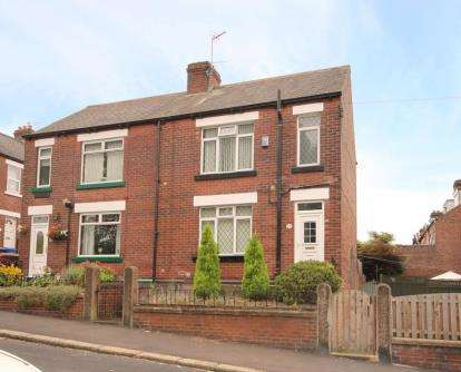 3 Bedrooms Semi Detached House for sale in Spurr Street, Sheffield, South Yorkshire