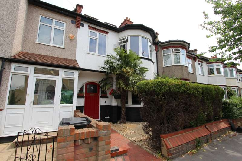 4 Bedrooms Terraced House for sale in Kingscote Road, Addiscombe, CR0