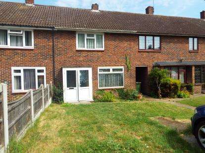 2 Bedrooms Terraced House for sale in Fryerns, Basildon, Essex