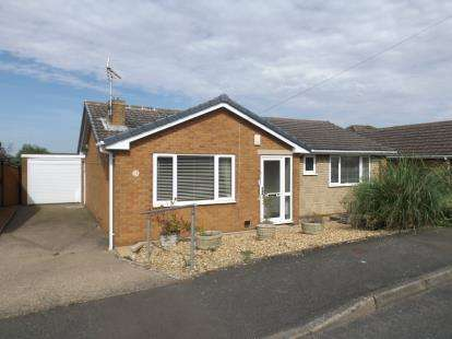3 Bedrooms Bungalow for sale in Abbott Lea, Mansfield, Nottinghamshire