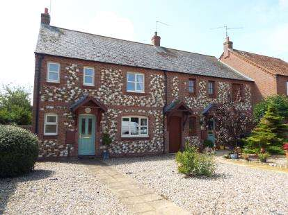 3 Bedrooms End Of Terrace House for sale in Sedgeford, Hunstanton, Norfolk