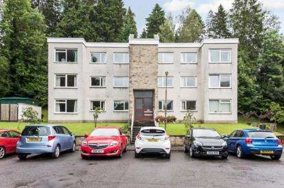 3 Bedrooms Flat for sale in Netherblane, Blanefield