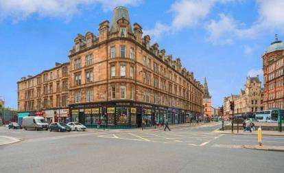 2 Bedrooms Flat for sale in Trongate, Glasgow Cross