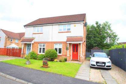 2 Bedrooms Semi Detached House for sale in Priorwood Road, Newton Mearns