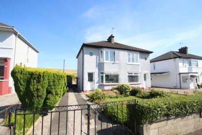 2 Bedrooms Semi Detached House for sale in Kinpurnie Road, Paisley