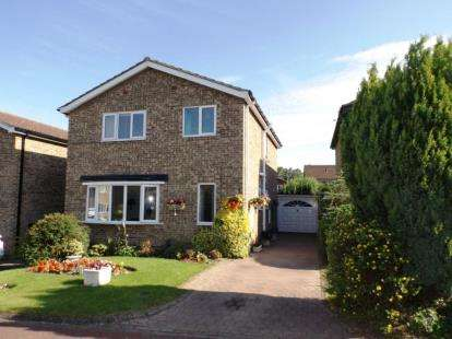 4 Bedrooms Detached House for sale in Millrace Close, Darlington