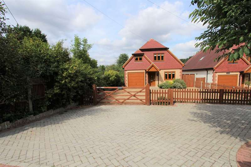 4 Bedrooms Detached House for sale in Gravesend Road, Higham