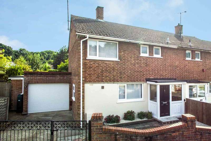 3 Bedrooms End Of Terrace House for sale in CORNER PLOT GARDEN! 3 BED END TERRACE with GARAGE, PARKING & NO CHAIN!