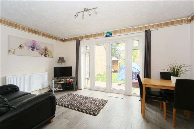 3 Bedrooms End Of Terrace House for sale in Woodgate Drive, LONDON, SW16