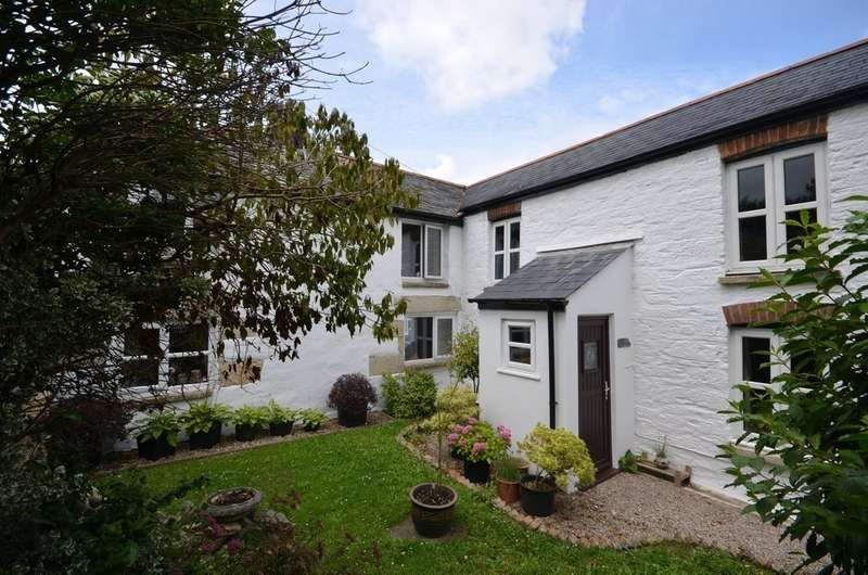 4 Bedrooms Detached House for sale in Resparva, Summercourt