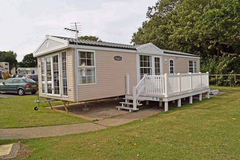 1 Bedroom Mobile Home for sale in Nodes Point Holiday Park, St Helens, Isle of Wight, PO33 1YA