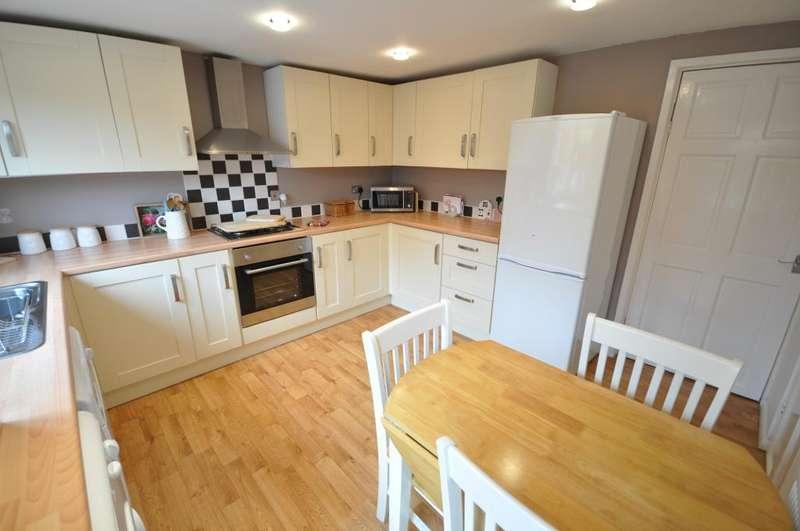 2 Bedrooms Terraced House for sale in Garstang Road South, Wesham, Preston, Lancashire, PR4 3BL