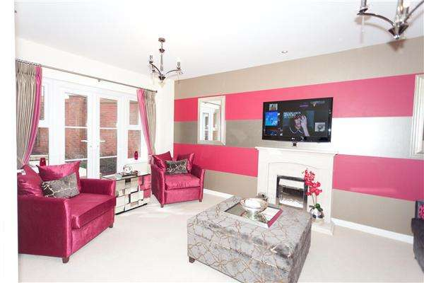 4 Bedrooms Detached House for sale in Banbury, Banbury