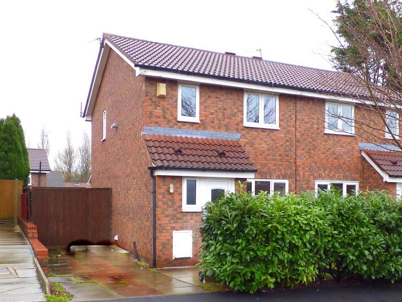 3 Bedrooms Semi Detached House for sale in Selby Grove, Huyton, Liverpool