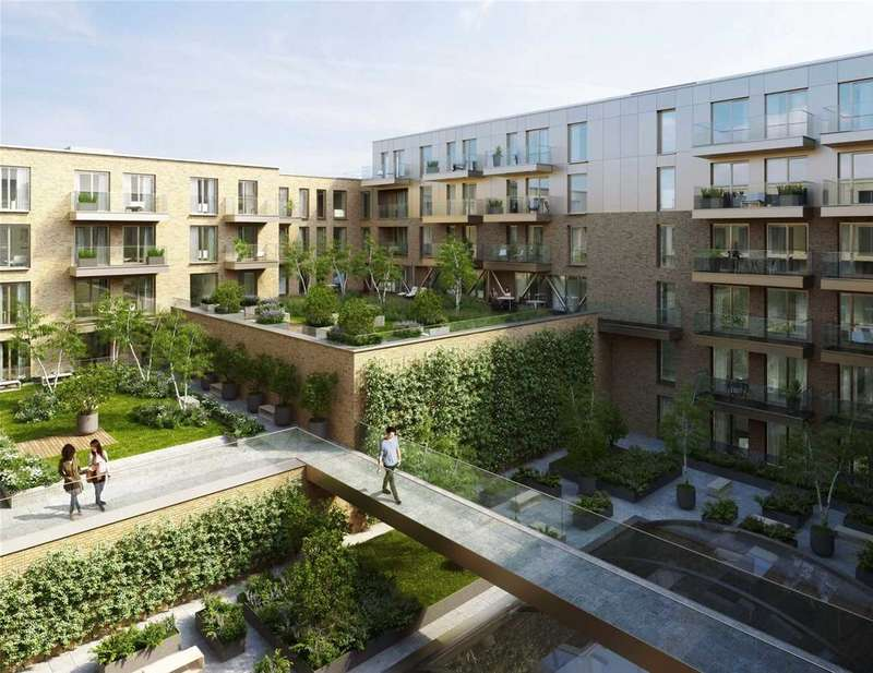 1 Bedroom Apartment Flat for sale in Queens Wharf, Hammersmith, London