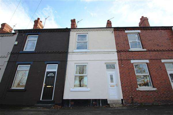 3 Bedrooms Terraced House for sale in York Street, Hemsworth