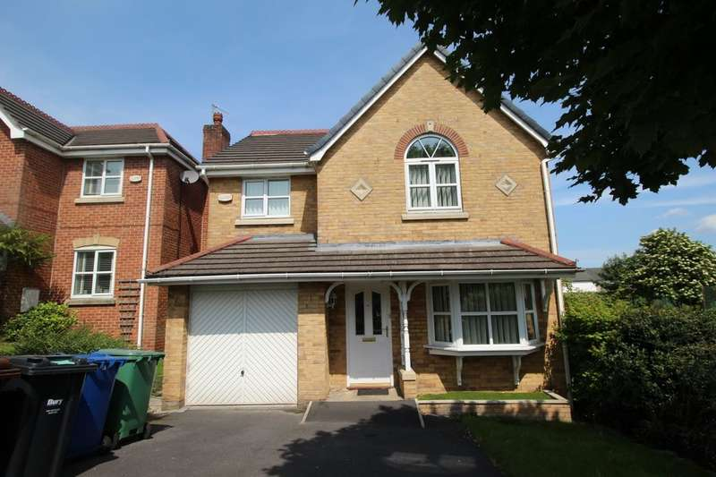 4 Bedrooms Detached House for sale in Linden Crescent, Tottington, Bury, BL8