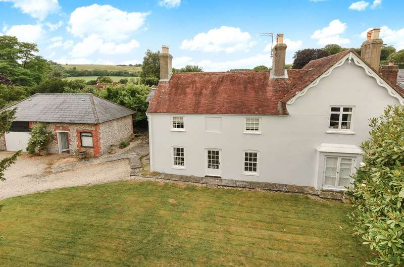 6 Bedrooms Detached House for sale in Singleton, Chichester, PO18