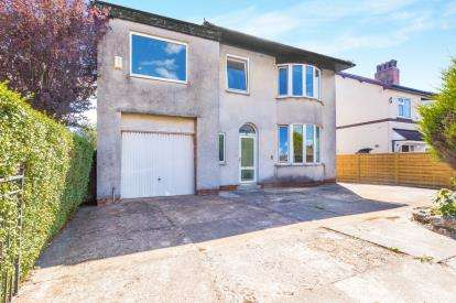 4 Bedrooms Detached House for sale in Black Bull Lane, Fulwood, Preston, Lancashire, PR2