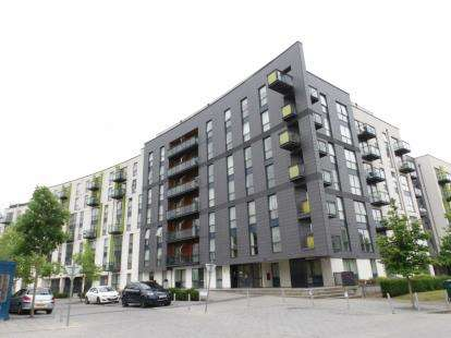 2 Bedrooms Flat for sale in Apartment, 15 The Boulevard, Birmingham, West Midlands