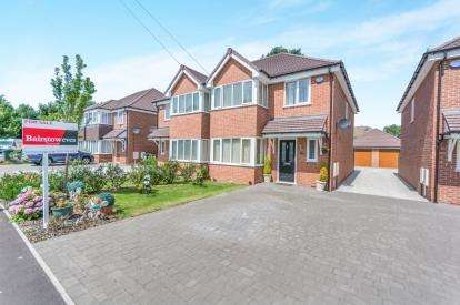 4 Bedrooms Semi Detached House for sale in Beeches Avenue, Acocks Green, Birmingham, West Midlands