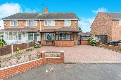 3 Bedrooms Semi Detached House for sale in Chelmsley Grove, Tile Cross, Birmingham, West Midlands
