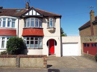 3 Bedrooms End Of Terrace House for sale in Grafton Avenue, Rochester, Kent