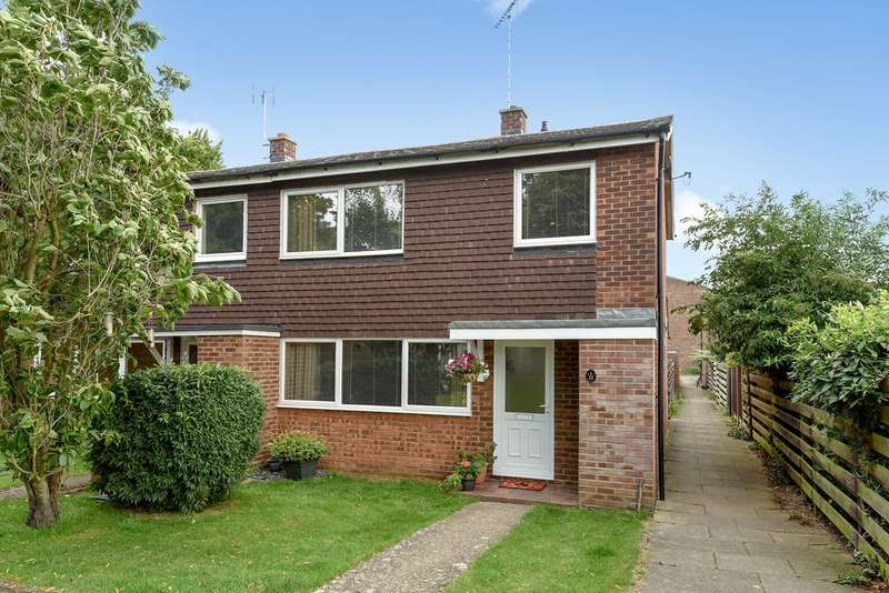3 Bedrooms End Of Terrace House for sale in Foster Drive, Hitchin, SG4
