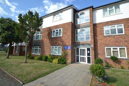 2 Bedrooms Flat for sale in Lea Way, Wellingborough, Northamptonshire