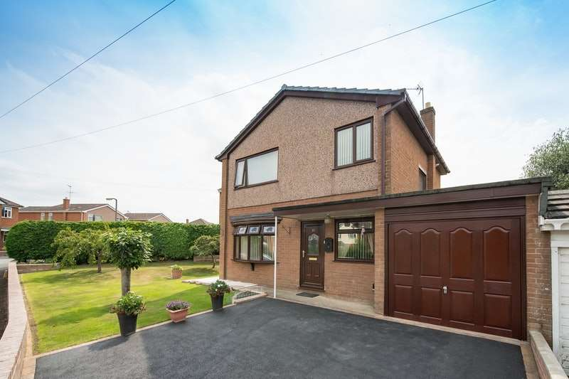 3 Bedrooms Detached House for sale in Ffordd Derwyn, Chester, Flintshire, CH4