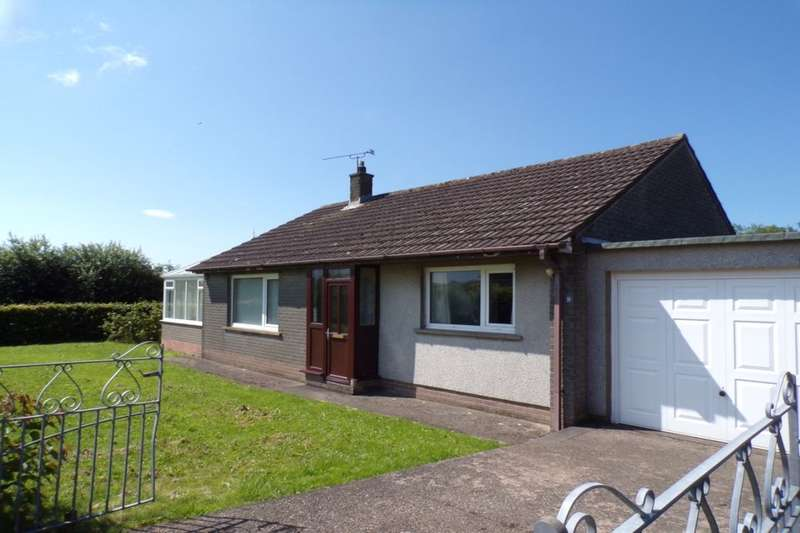 2 Bedrooms Detached Bungalow for sale in Windermere Gardens, Millom, LA18