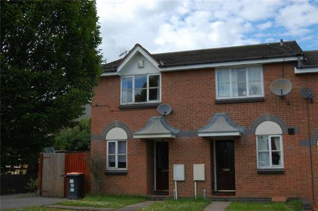2 Bedrooms End Of Terrace House for sale in Garbett Road, Telford, Shropshire