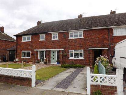 3 Bedrooms Terraced House for sale in Blackpool Road North, Lytham St. Annes, Lancashire, United Kingdom, FY8