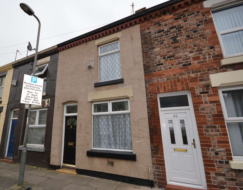1 Bedroom Terraced House for sale in Scorton Street, Tuebrook, Liverpool, L6