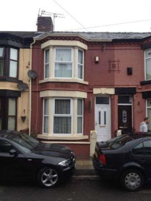 3 Bedrooms Terraced House for sale in Rutland Street, Bootle, Liverpool, L20