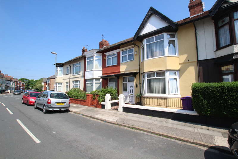 4 Bedrooms Terraced House for sale in Willowdale Road, Liverpool, L9