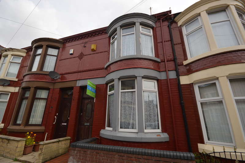 2 Bedrooms Terraced House for sale in Wellbrow Road, Liverpool, L4