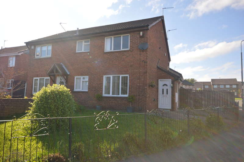 1 Bedroom Semi Detached House for sale in Brunswick Close, Liverpool, L4