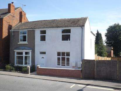 4 Bedrooms Semi Detached House for sale in Pilsley Road, Danesmoor, Chesterfield, Derbyshire