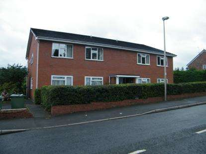 2 Bedrooms Flat for sale in Spencer Street, Northwich, Cheshire