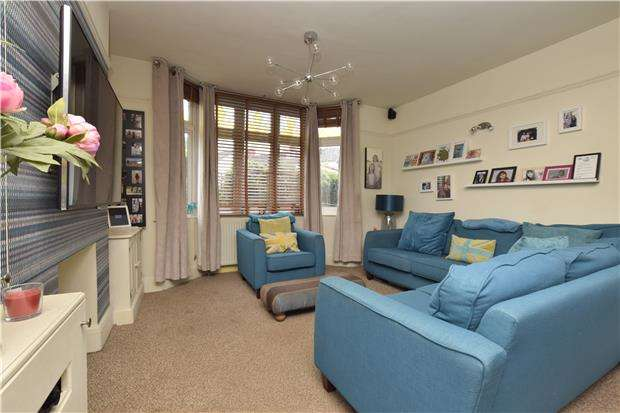 3 Bedrooms Terraced House for sale in Launceston Road, Kingswood, BS15 1EP
