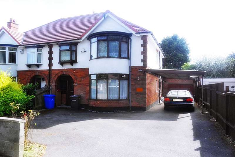 4 Bedrooms Detached House for sale in Warwick Avenue, Littleover